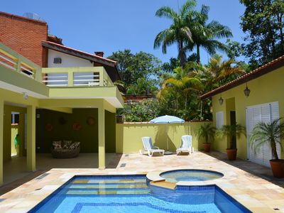 Photo for Beach house in upscale condo with pool and large recreation area