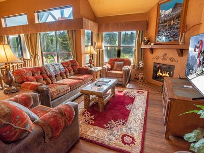 Photo for River Mountain Lodge W402 Ski-in Penthouse Condo Hot Tub Downtown Breck