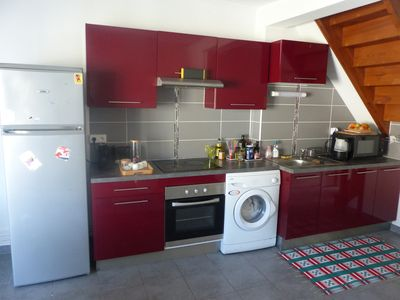Photo for T3 bright duplex of 55m2 between the station and the city center