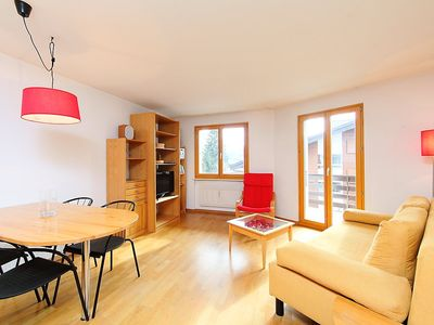 Photo for Apartment in Bagnes with Lift, Parking, Internet, Balcony (312960)