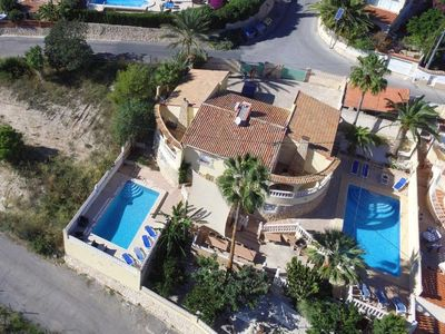 Photo for Holiday apartment Calpe for 14 - 21 persons with 6 bedrooms - Holiday house
