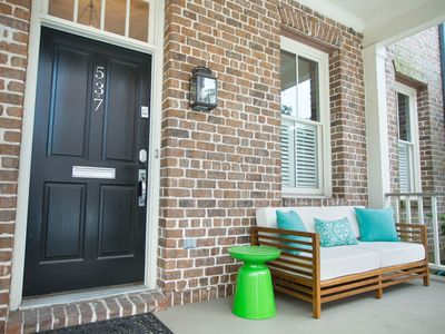 Photo for Stay with Lucky Savannah: Beautiful 2 bedroom walking distance to the River!