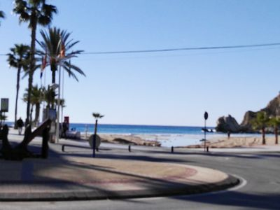 Photo for Perfect Location Cala de Finestrat 250 mts from Beach