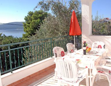 Photo for APARTMENT FOR 4-6 PERSONS / 3 BEDROOMS/30 M FROM THE SEA