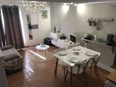 Photo for 1BR Apartment Vacation Rental in CALVI