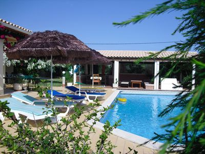 Photo for pool / garden / barbecue / car / beaches (3 locations)