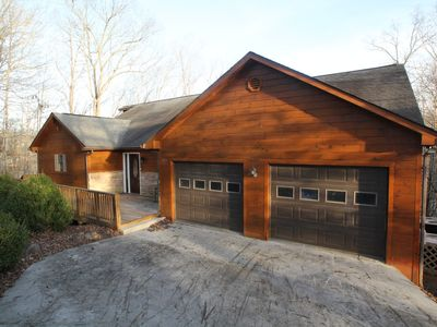 Photo for Water front Norris Lake home (5bd/4ba).