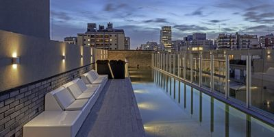 Photo for With pool, gim. Close to Puerto Madero and Palermo, 24 hs dooman, Childfriendly