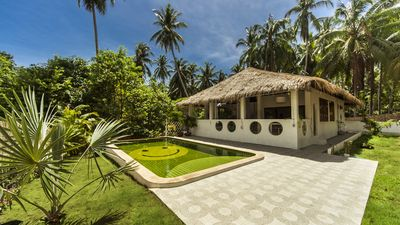 Photo for Two-Bedroom Villa with Private Pool (5 Adults)