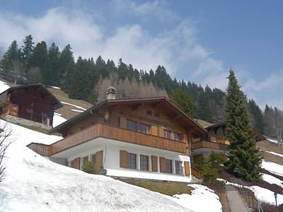 Photo for Quiet, sunny and cozy 3-room apartment with a view of the mountains