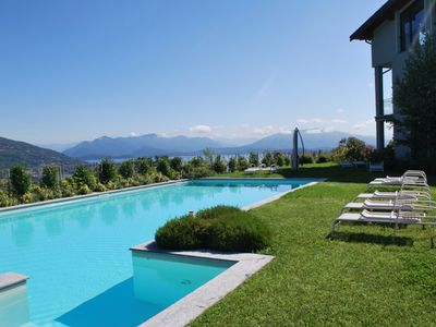 Photo for Sole di Meina Apartment, Meina, Italy