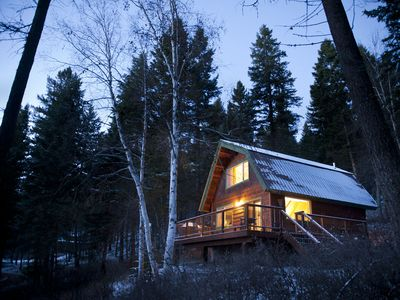 Tranquil Cabin on 20 Acre Farm