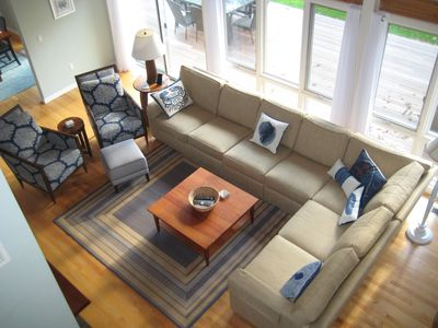 Photo for Beautiful spacious retreat - great for families and entertaining - Sleeps 11 +