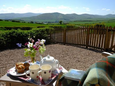 Photo for BARLEY HILL COTTAGE - Set in Beautiful Unspoilt Countryside with Fabulous Views
