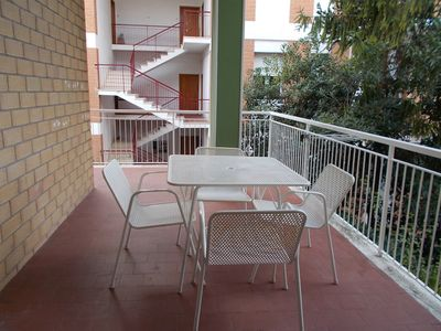 Photo for M27 - Marcelli, three-room apartment with terrace 150 meters from the sea