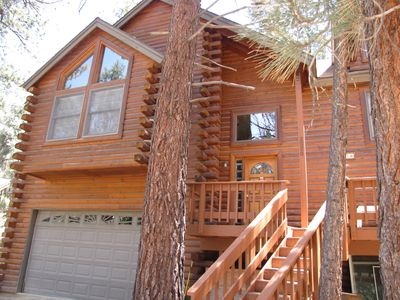 Photo for 3BR Cabin Vacation Rental in Frazier Park, California