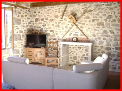 Photo for Cottage on the farm in the heart of Auvergne (with Wi-Fi)