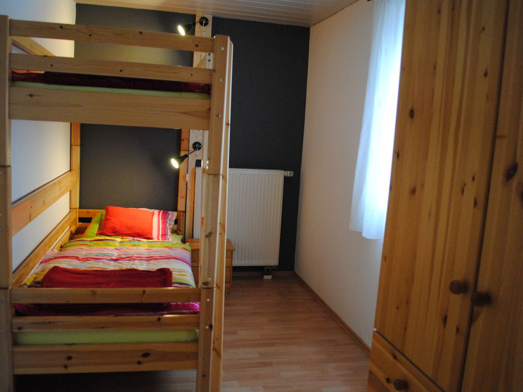 Family accommodation for up to 4 (+ baby) persons in the Palatinate Forest