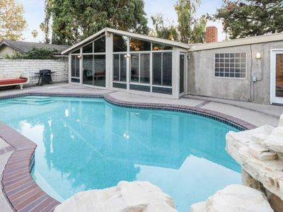 Photo for Great  pool house private use 4+2 in culdesac street all house in private use