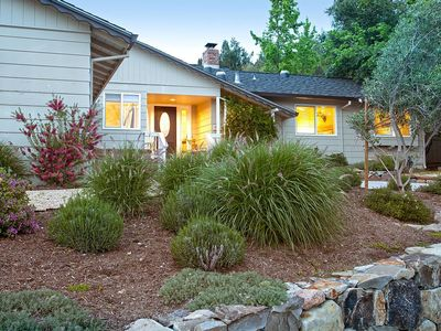 Photo for 3BR House Vacation Rental in Healdsburg, California