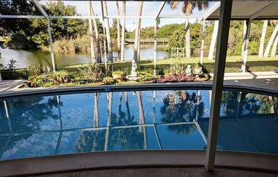 Photo for Sarasota Pool Home With Water View!!!