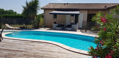 Photo for 3BR House Vacation Rental in Bayon Sur gironde, Nouvelle-Aquitaine