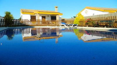 Photo for Holiday home with fenced private pool