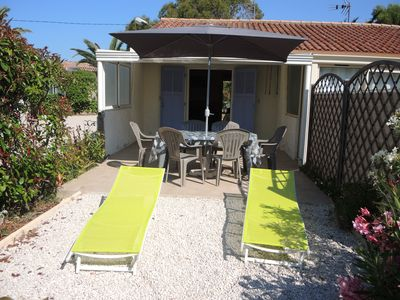 Photo for 1BR House Vacation Rental in Hyères, Provence-Alpes-Côte-D'Azur