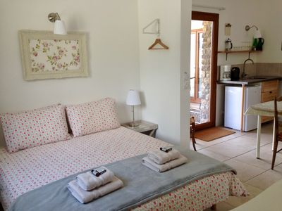 Photo for Charming Little Studio Room in Tranquil Hamlet 4km from Chorges. Perfect for 2 (max 4)