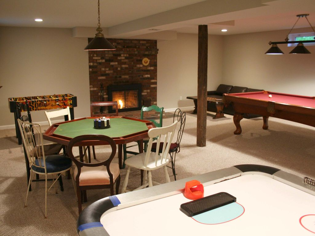 maple view house 3 fireplaces sauna homeaway north conway