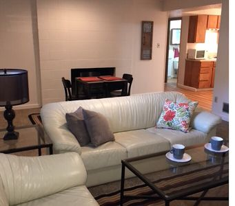 Photo for Edmonds Fully Furnished One Bedroom Duplex Apartment