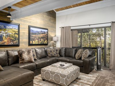 Photo for Herbage A2 - 3 Bedrooms/3 Baths w/Private Hot Tub - Pool in Summer!