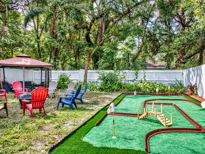 Photo for ☆Sunny & Modern☆ Arcade & Mini Golf | Ace Location | Minutes From Everything