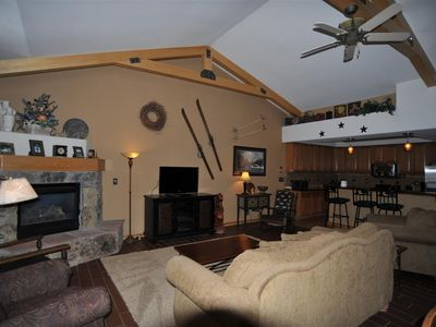 Photo for Spacious, Updated 3BD Home with Private Hot Tub, near Base of Peak 8!