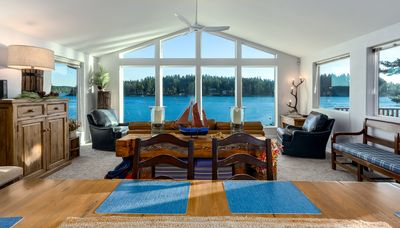Photo for Point White Waterfront Beach House