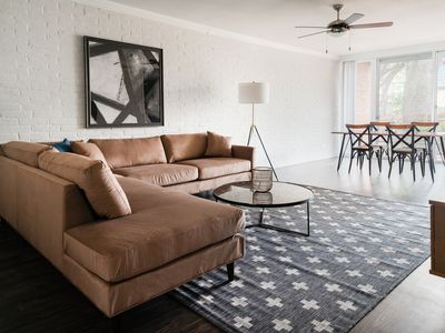 Photo for Distinct 2BR in The Galleria by Sonder
