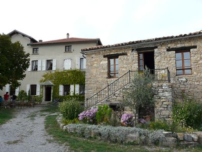 Photo for Bed & Breakfast 20 persons, Provençal Alps (Montjay)