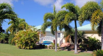 Photo for Romantic Tropical Paradise; Wonderful Views; 50 Foot Lap Pool