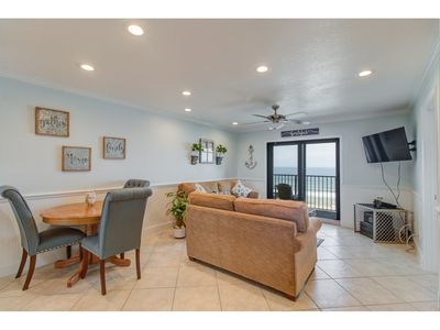 Photo for Family Friendly with Ocean Views from the Master BR and Living Room Balcony!