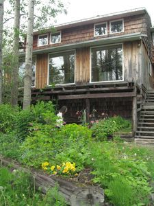 Photo for explore the beautiful Rocky Mountains and relax in our uniquely designed home