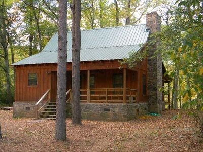 Photo for Paradise on the Little Red River - New. Excellent pricing & prime trout fishing!