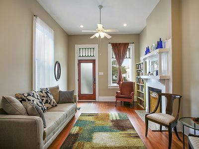 Photo for Spacious and Comfy, Walk to Whole Foods, bars and shops