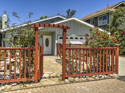 Photo for 'Grove Cottage' 2BR Home by Morro Bay w/ Hot Tub!