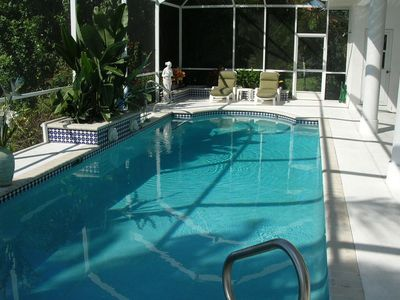 Private swimming pool in southwest location