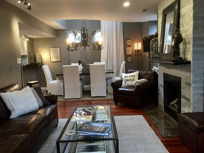 Photo for Luxe Accommodations In Historic Lafayette Square
