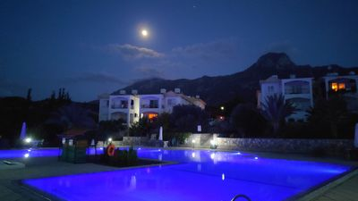 Photo for Bufavento village home mountain and sea view with a stunning swimming pool.