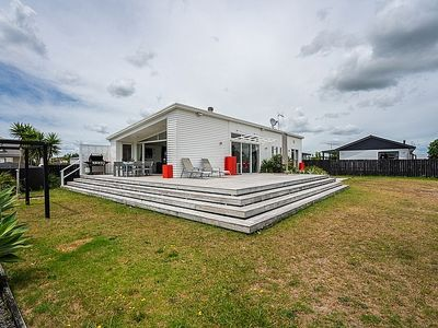Photo for Relaxation Station - Mangawhai Heads Holiday Home