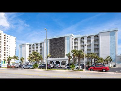 Photo for Daytona SeaBreeze - Bike week 2020 2 bed 2 bath oceanfront available 3/6 - 3/15