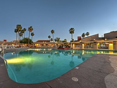 Photo for Sun Lakes House w/ Patio & Resort Amenities!