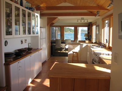Photo for Waterfront Cottage Near Hollyhock